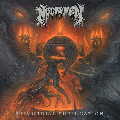Necroven - Hidden Blasphemies
